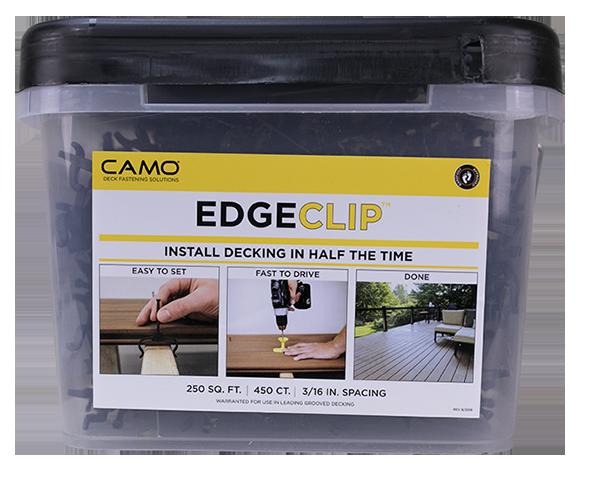 Camo Edge Bjelkeklips 450pk