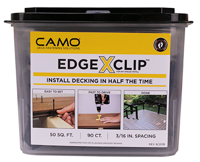 Camo Edge X Bjelkeklips 90pk