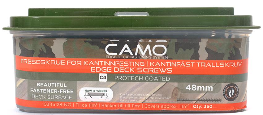 Camo Freseskrue C4 3x48 A350